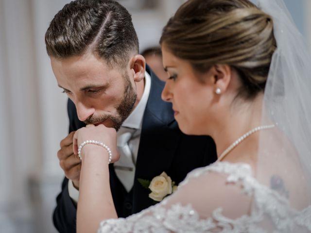 Il matrimonio di Germano e Mariagrazia a Moiano, Benevento 33