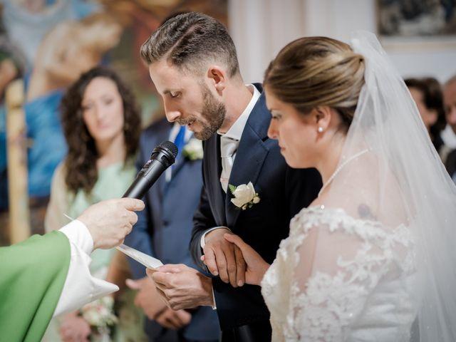 Il matrimonio di Germano e Mariagrazia a Moiano, Benevento 35