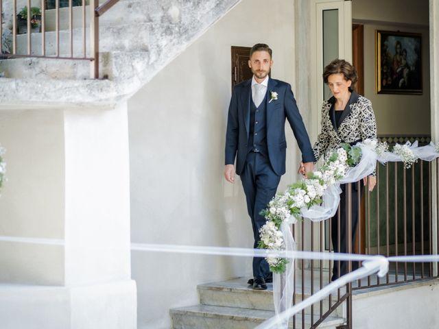 Il matrimonio di Germano e Mariagrazia a Moiano, Benevento 40