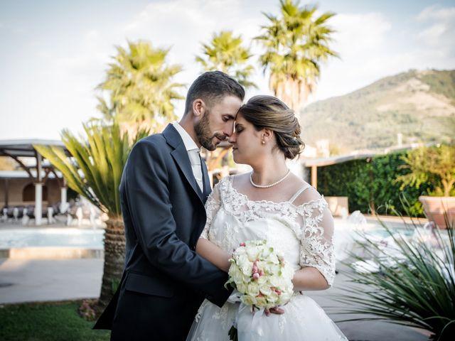 Il matrimonio di Germano e Mariagrazia a Moiano, Benevento 1