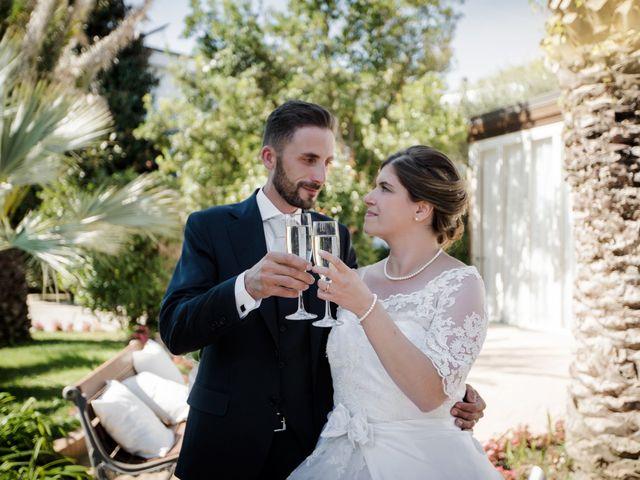 Il matrimonio di Germano e Mariagrazia a Moiano, Benevento 56