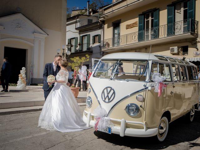Il matrimonio di Germano e Mariagrazia a Moiano, Benevento 60