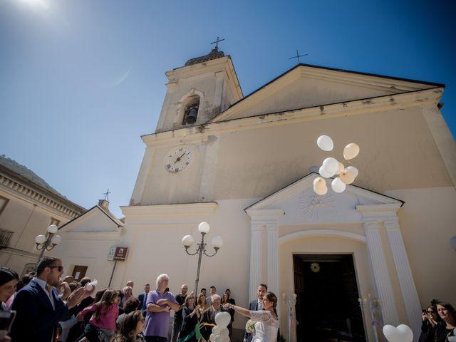 Il matrimonio di Germano e Mariagrazia a Moiano, Benevento 61