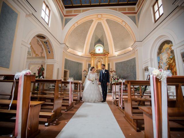 Il matrimonio di Germano e Mariagrazia a Moiano, Benevento 65