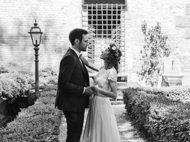 Le nozze di Anna e Stefan