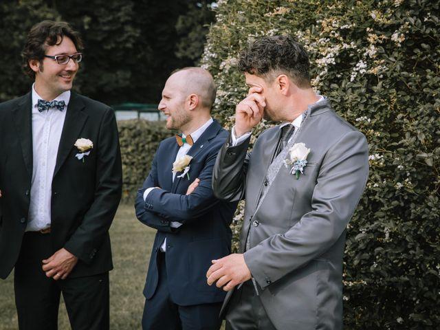 Il matrimonio di Fabrizio e Barbara a Bologna, Bologna 25