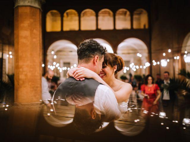 Il matrimonio di Fabrizio e Barbara a Bologna, Bologna 74