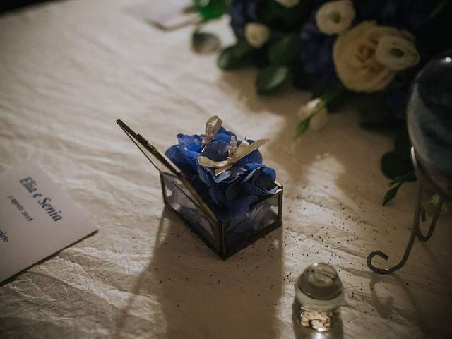 Il matrimonio di Elia e Senia a Tavoleto, Pesaro - Urbino 4
