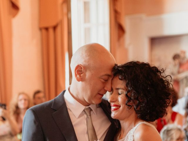 Il matrimonio di Manuele e Irene a Pontassieve, Firenze 1