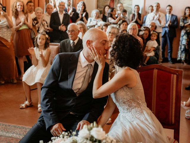 Il matrimonio di Manuele e Irene a Pontassieve, Firenze 11