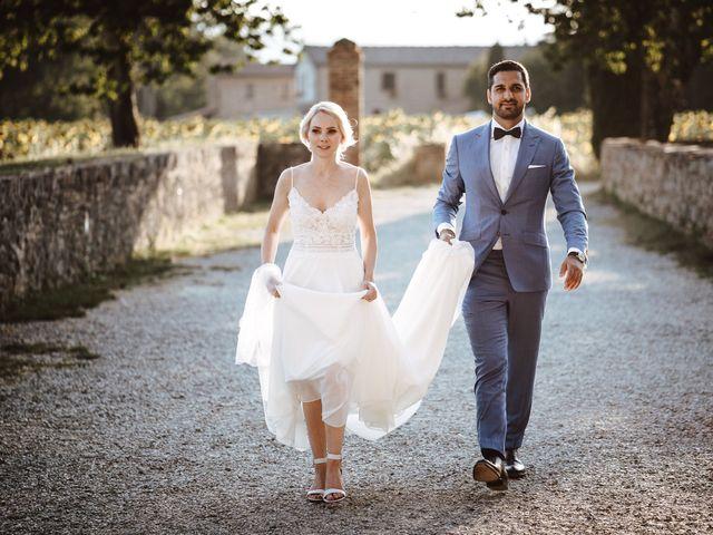 Il matrimonio di Damun e Carmen a Chiusdino, Siena 12