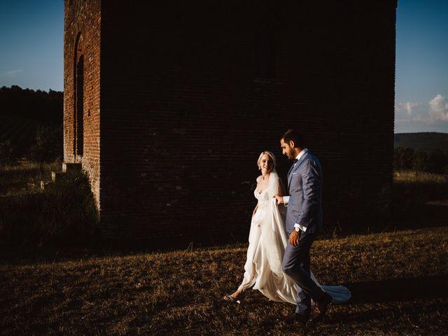 Il matrimonio di Damun e Carmen a Chiusdino, Siena 2