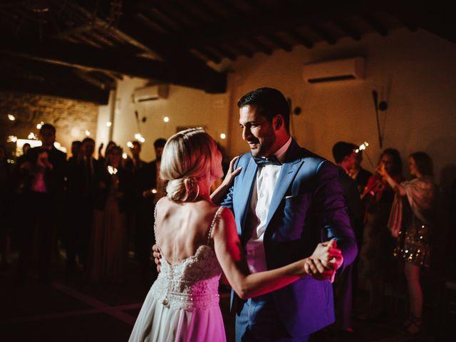 Il matrimonio di Damun e Carmen a Chiusdino, Siena 25