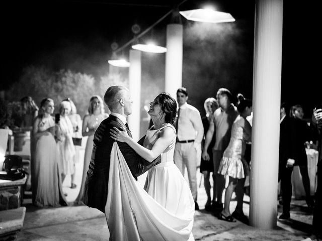 Il matrimonio di Mathias e Elenor a Incisa in Val d'Arno, Firenze 11