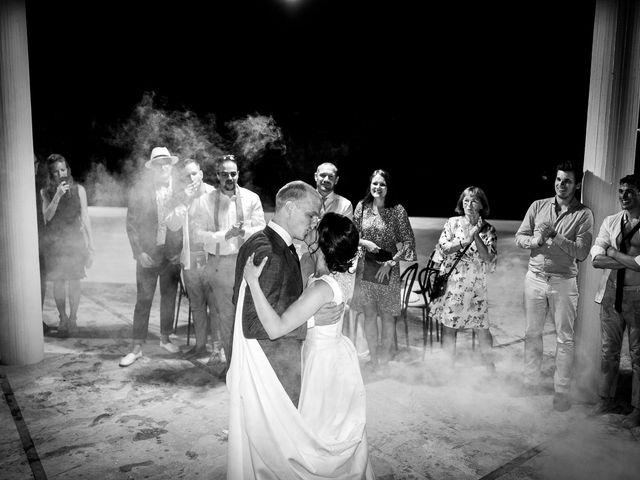 Il matrimonio di Mathias e Elenor a Incisa in Val d'Arno, Firenze 13