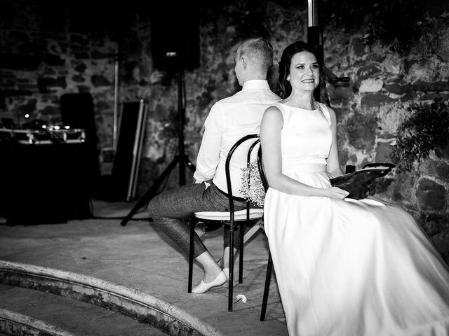 Il matrimonio di Mathias e Elenor a Incisa in Val d'Arno, Firenze 20