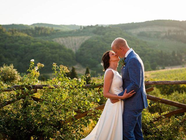Il matrimonio di Mathias e Elenor a Incisa in Val d'Arno, Firenze 21