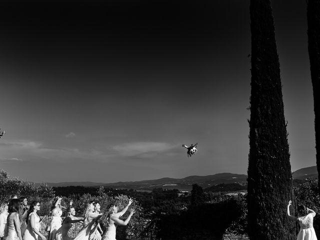 Il matrimonio di Mathias e Elenor a Incisa in Val d'Arno, Firenze 23