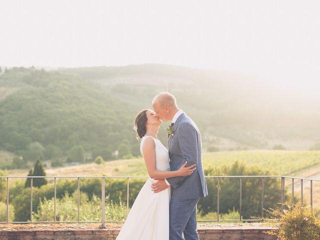Il matrimonio di Mathias e Elenor a Incisa in Val d'Arno, Firenze 24