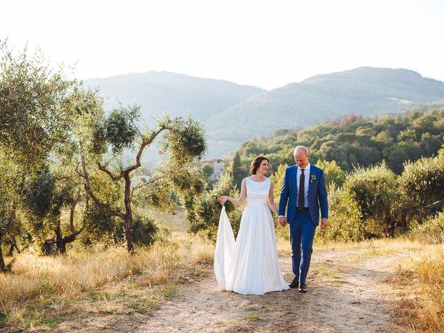 Il matrimonio di Mathias e Elenor a Incisa in Val d'Arno, Firenze 27
