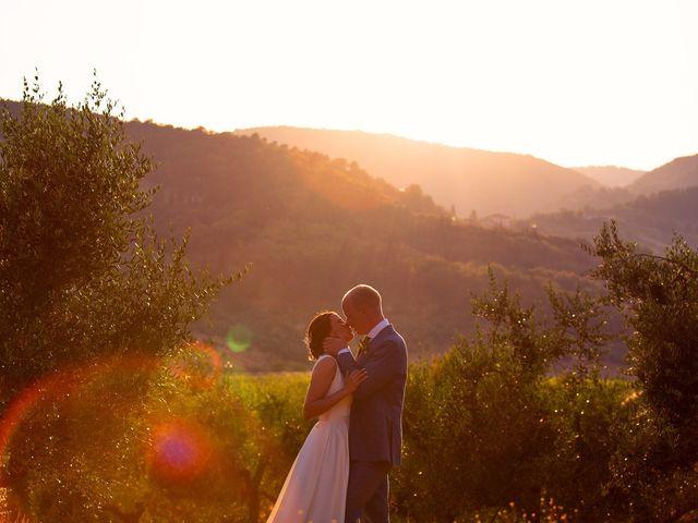 Il matrimonio di Mathias e Elenor a Incisa in Val d'Arno, Firenze 28