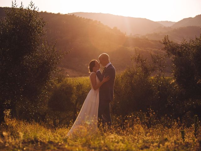 Il matrimonio di Mathias e Elenor a Incisa in Val d'Arno, Firenze 29