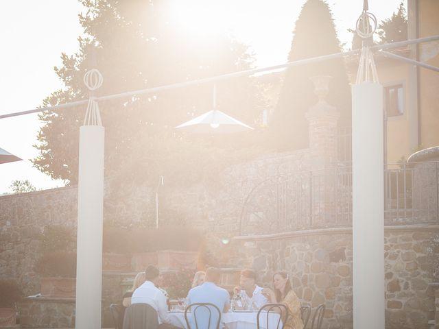 Il matrimonio di Mathias e Elenor a Incisa in Val d'Arno, Firenze 30