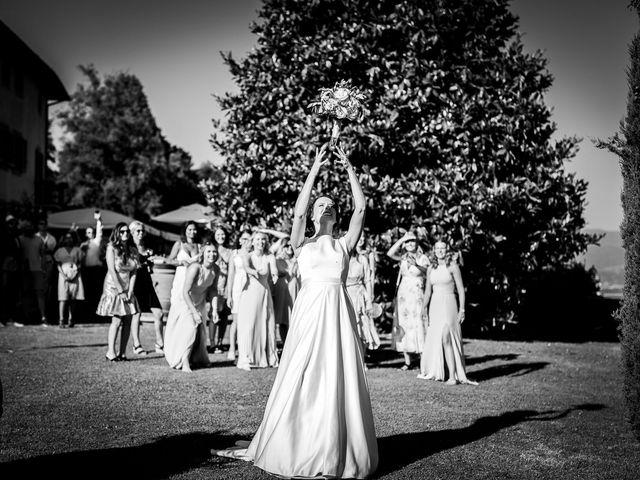 Il matrimonio di Mathias e Elenor a Incisa in Val d'Arno, Firenze 32