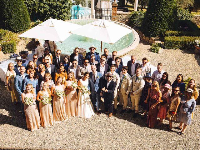 Il matrimonio di Mathias e Elenor a Incisa in Val d'Arno, Firenze 35