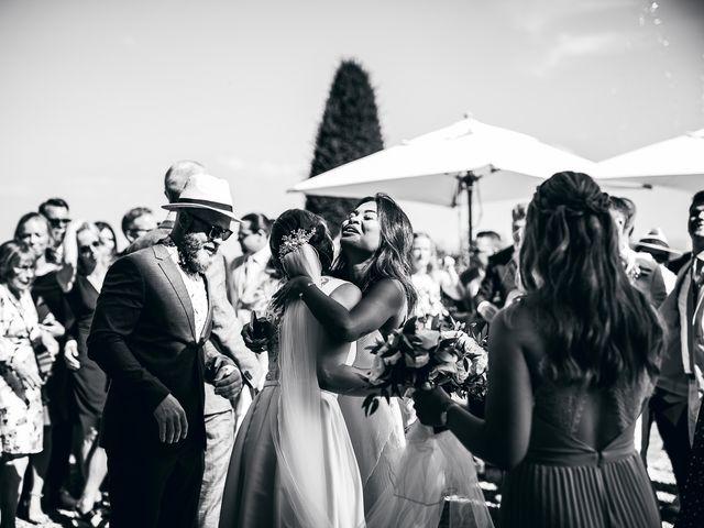 Il matrimonio di Mathias e Elenor a Incisa in Val d'Arno, Firenze 36