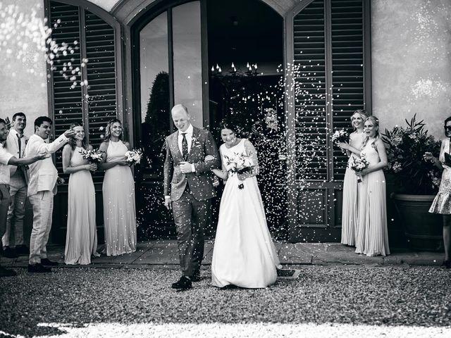 Il matrimonio di Mathias e Elenor a Incisa in Val d'Arno, Firenze 38