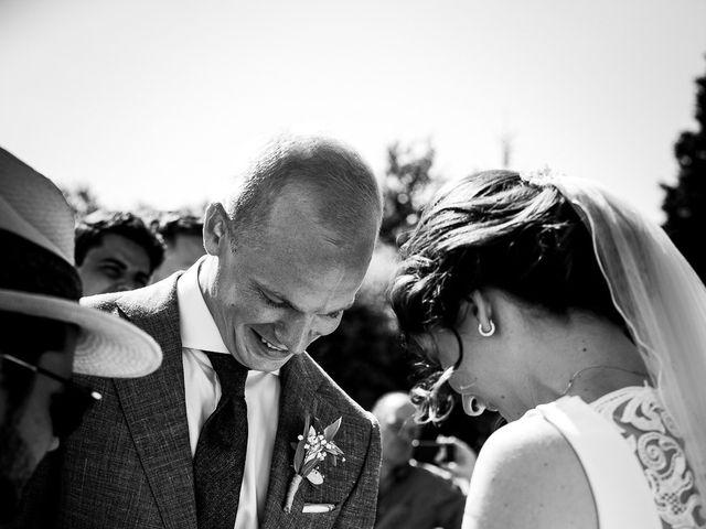 Il matrimonio di Mathias e Elenor a Incisa in Val d'Arno, Firenze 41