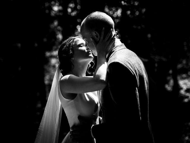 Il matrimonio di Mathias e Elenor a Incisa in Val d'Arno, Firenze 52