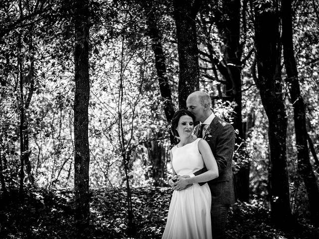 Il matrimonio di Mathias e Elenor a Incisa in Val d'Arno, Firenze 53