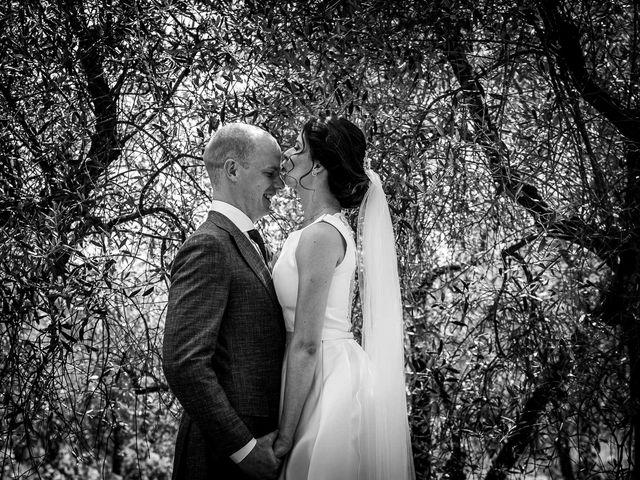 Il matrimonio di Mathias e Elenor a Incisa in Val d'Arno, Firenze 55