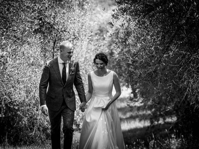 Il matrimonio di Mathias e Elenor a Incisa in Val d'Arno, Firenze 57