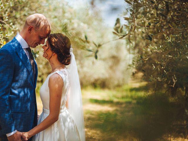Il matrimonio di Mathias e Elenor a Incisa in Val d'Arno, Firenze 58