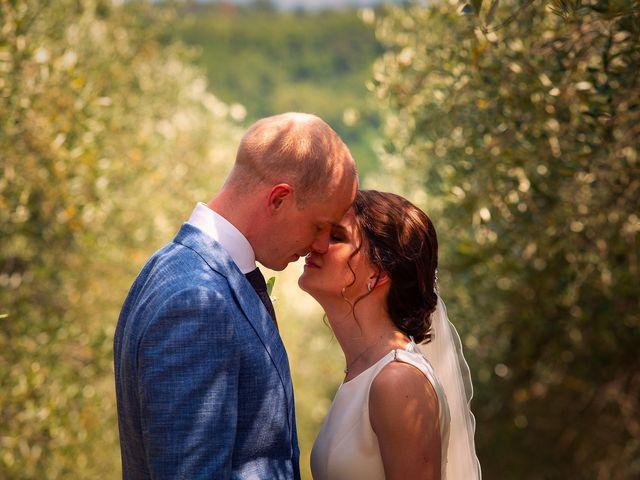 Il matrimonio di Mathias e Elenor a Incisa in Val d'Arno, Firenze 59