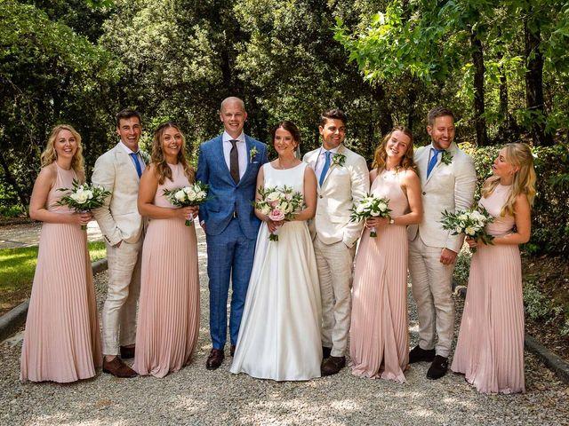 Il matrimonio di Mathias e Elenor a Incisa in Val d'Arno, Firenze 63