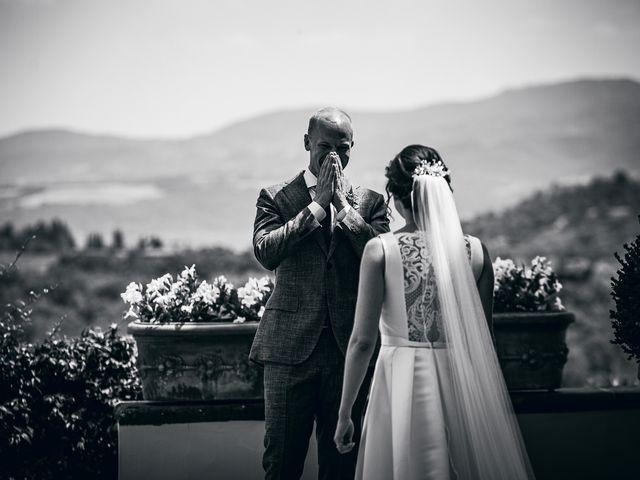 Il matrimonio di Mathias e Elenor a Incisa in Val d'Arno, Firenze 66