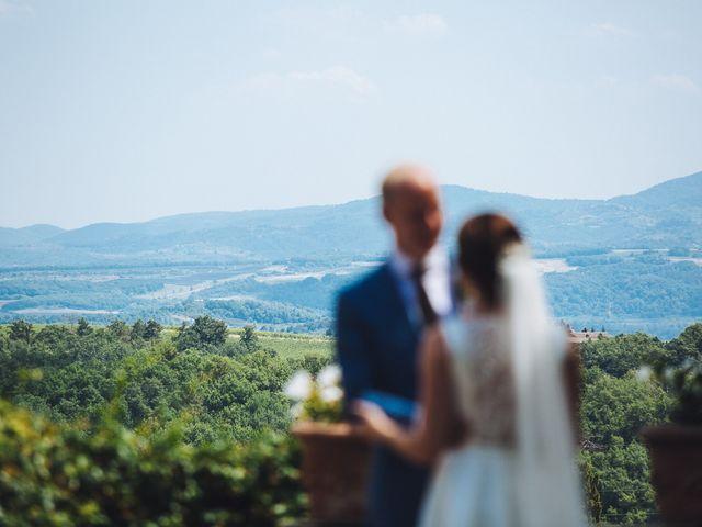 Il matrimonio di Mathias e Elenor a Incisa in Val d'Arno, Firenze 67