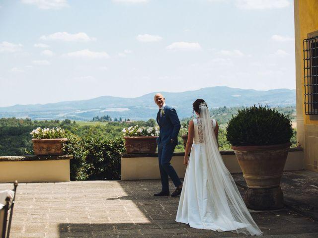 Il matrimonio di Mathias e Elenor a Incisa in Val d'Arno, Firenze 68