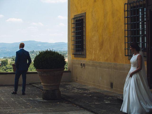 Il matrimonio di Mathias e Elenor a Incisa in Val d'Arno, Firenze 69