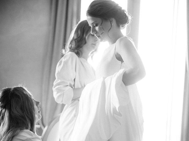 Il matrimonio di Mathias e Elenor a Incisa in Val d'Arno, Firenze 86