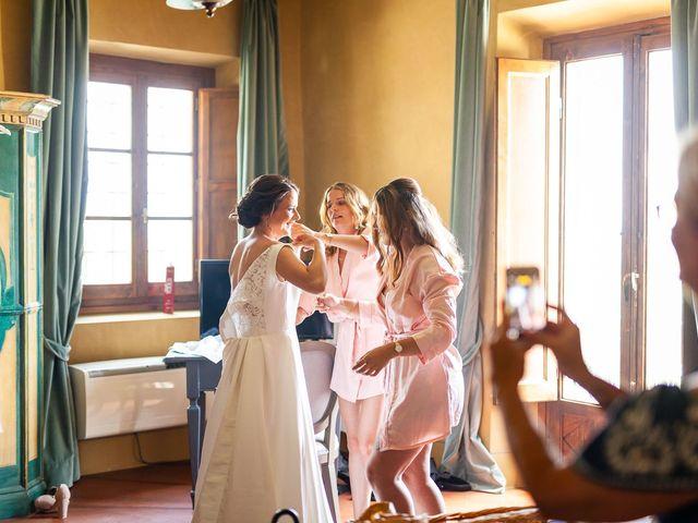 Il matrimonio di Mathias e Elenor a Incisa in Val d'Arno, Firenze 89