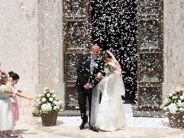 Il matrimonio di Nicola e Simona a Casalbordino, Chieti 23