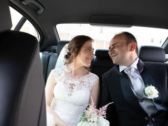 Il matrimonio di Nicola e Simona a Casalbordino, Chieti 26
