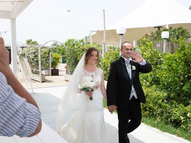 Il matrimonio di Nicola e Simona a Casalbordino, Chieti 30