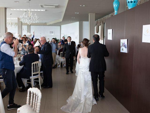 Il matrimonio di Nicola e Simona a Casalbordino, Chieti 34