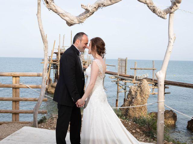 Il matrimonio di Nicola e Simona a Casalbordino, Chieti 38
